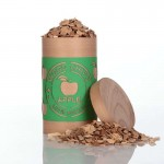apple wood: the best solution for birds, poultry and pork BBQ | EcoWood BBQ