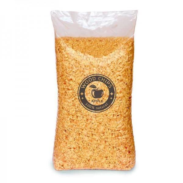 Apple Wood Chips 13 kg Bulk