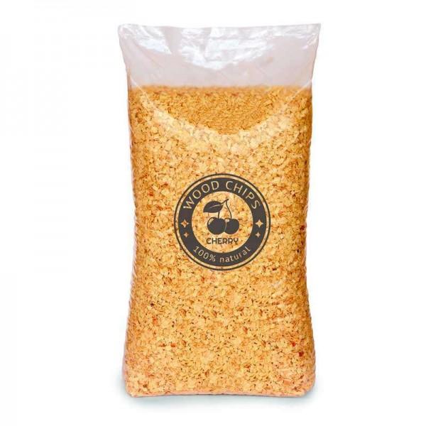 Cherry Wood Chips 15 kg Bulk