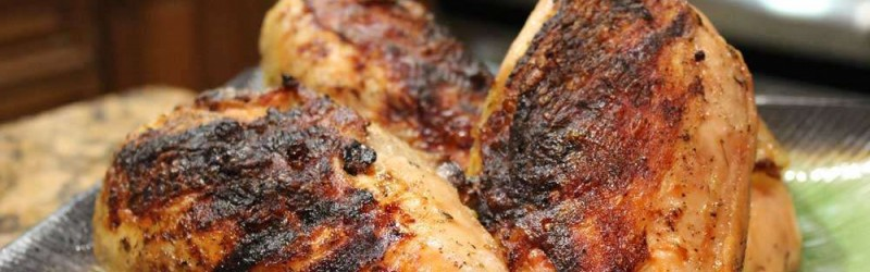 Buttermilk Brined Chicken Breasts