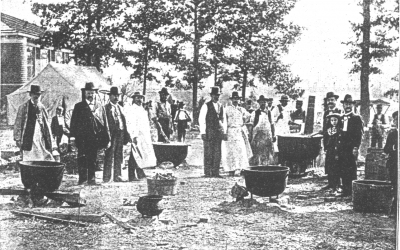 Do you know the BBQ history?