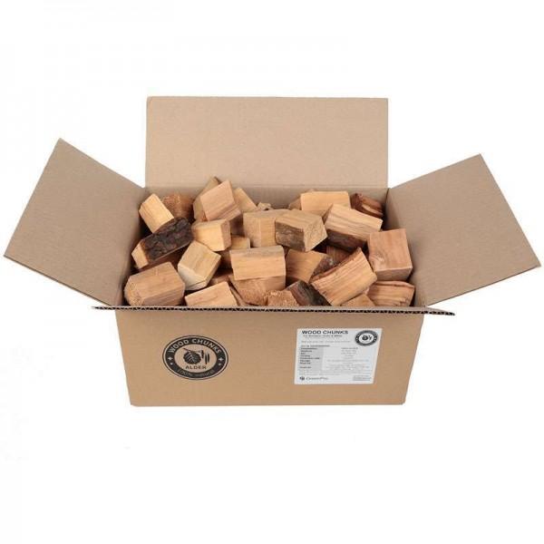 Alder Wood Chunks 15 litres Box
