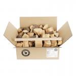 Apple Wood Chunks 15 litres Box