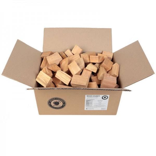 Apricot Wood Chunks 15 litres Box