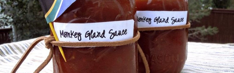 Monkey Gland Sauce