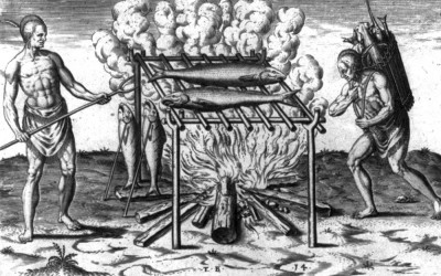 BBQ: from the beginning of time