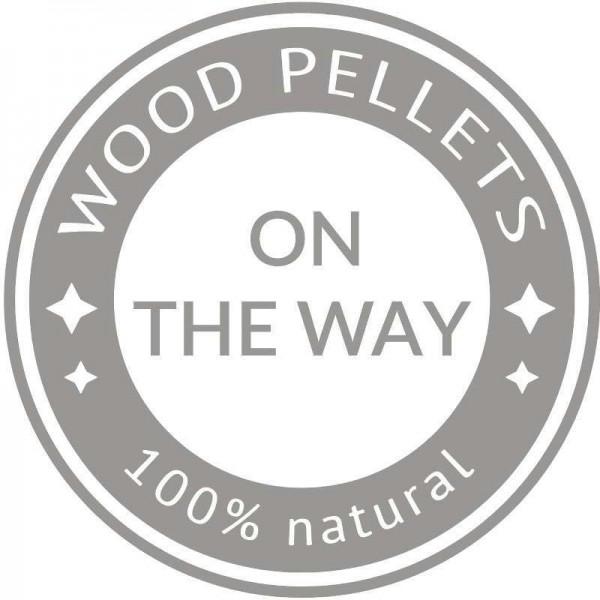 Plum Wood Pellets 1 litre Tube