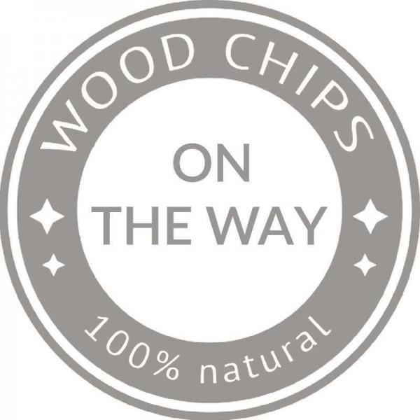 European Hickory Walnut Wood Chips 1 litre Tube