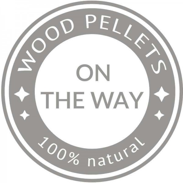 Walnut Wood Pellets 1 litre Tube